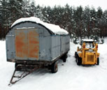 Губернатор Ленобласти Дрозденко поддержал перевод крупного участка гослесфонда в Токсово в земли поселений (сентябрь - октябрь 2013 года)