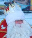Из Великого Устюга в Токсово приехал главный Дед Мороз России (7 января 2009 г.) (© www.toksov.spb.ru)