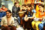 Музыкальный фестиваль «SUNRAIN» (Солнечный дождь) прошел 23 - 24 мая 2009 г. в Токсово (© www.toksov.spb.ru)