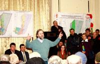 15 января 2013 года прошли публичные слушания по проекту Генплана МО Токсовское городское поселение. Население выразило полное недоверие местым депутатам и Администрации