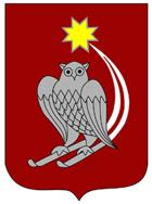 Геральдический совет при Президенте РФ одобрил герб Токсовской школы, разработанный Владимиром Кудрявцевым (аперель 2014)