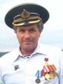 Владимиру Кудрявцеву - 60 ! Попутного ветра и семь футов под килем ! (© www.toksov.spb.ru)