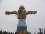 Празднование Русской Масленицы - 2008 в Токсово