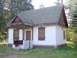 Интересные постройки и памятники в Токсово: Музей лесопаркового пояса Петербурга