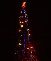 С Новым 2013-м годом ! В праздничные дни в Токсово пройдут концерты и массовый спортивный праздник