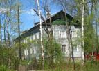 Сгорело старое двухэтажное здание Токсовской школы (подробнее...)