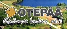 Город Отепя (Otepaa, Эстония) - один из побратимов Токсово