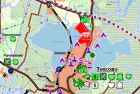 Токсово в проекте схемы территориального планирования Всеволожского района до 2020 года