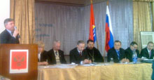 МО «Токсовское городское поселение». Отчетное собрание по итогам 2006 года (22 февраля 2007 года)