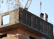 Нагрузка от строящегося многоквартирного дома может негативно повлиять на Токсовскую лютеранскую церковь - памятник архитектуры (© www.toksov.spb.ru)