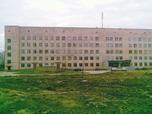 Токсовская районная больница, май 2005 года