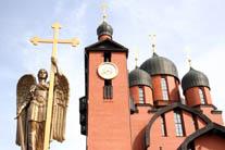 В 2016 году в Токсово рядом с православным храмом откроется детский хоспис © www.toksov.spb.ru