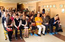 22 апреля 2016 года состоялись Вторые Токсовские Чтения - «Токсово пером писателей» © www.toksov.spb.ru