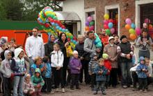 28 мая 2016 года в бывших помещениях токсовской бани открыт частный культурный центр (шахматный клуб и студия лепки) © www.toksov.spb.ru