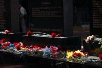 Останки воинов Великой Отечественной торжественно перезахоронят на мемориале у Токсовского кладбища (04.10.)