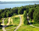 Предпринимается новая попытка уничтожения легендарной лыжной трассы СКА в Токсово (июнь 2011)